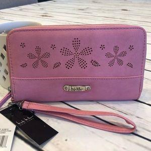 Handbags - Nicole Miller Zip Around Wallet